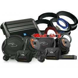Pachet Audio VW, Amplificator si Difuzoare
