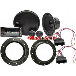 DD Audio Difuzoare Usi Fata VW Golf V / Jetta V / Sharan II / Tiguan / Touran / Caddy / T5