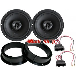 DD Audio Difuzoare VW Golf V / Bora / Golf IV / Polo / Beetle / Passat