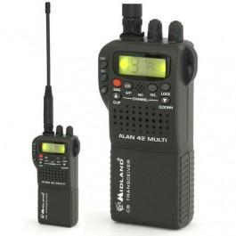 Statie Radio CB 4W Alan 42 Multi