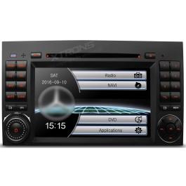 Xtrons DVD cu Navigatie Mercedes Viano / Vito / Sprinter / A Class / B Class