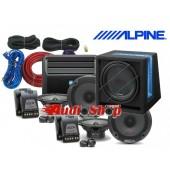 Alpine Pachet Audio Auto