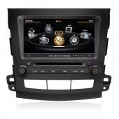 DVD Mitsubishi Outlander EDT-C056