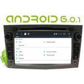 EDT-G019 DVD cu Navigatie si Android Opel Astra / Vectra / Meriva / Corsa / Tigra / Vivaro / Signum / Antara / Combo / Zafira / Agila