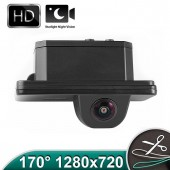 Camera Marsarier HD, Unghi 170 grade cu StarLight Night Vision BMW E39, E90, E91, E60, E60, E61, X5(E70), X6(E71), E82, E88