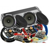 Focal VW Passat / Bora / Golf IV / Polo / Beetle Amplificator si Difuzoare Auto