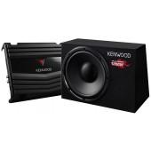 Pachet Bass Kenwood 300W