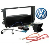 Kit 1 DIN Instalare VW