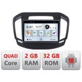 Navigatie Dedicata Opel Insignia 2014-2016 B-338 cu Android Internet Bluetooth Radio GPS WIFI 2+32GB