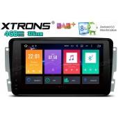 Xtrons Android DVD cu Navigatie Mercedes Viano / Vito / C Class / Vaneo / B Class / G Class / CLK