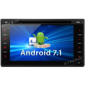 Xtrons Navigatie 2 DIN cu Android Nissan TIIDA / QASHQAI / X-TRAIL / NAVARA / MICRA / PATROL / PATHFANDER