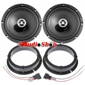 Focal Auditor Difuzoare Auto VW Bora / Golf IV / Polo / Beetle / Passat