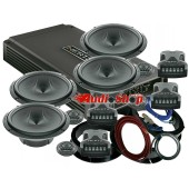 Hertz Pachet Audio VW, Amplificator si Difuzoare